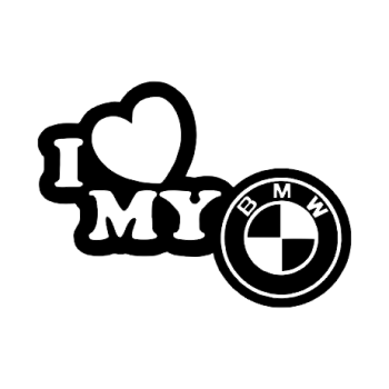 I love my BMW 3