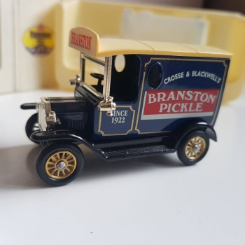 Crosse & Blackwell Branston Pickle Delivery Van