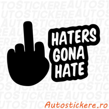 Haters Gonna Hate 5