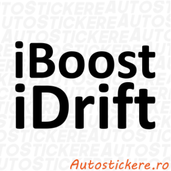 I Boost I Drift