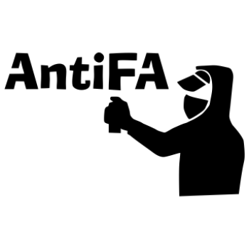 sticker AntiFA