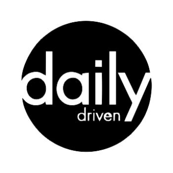 sticker Daily Driven Badge