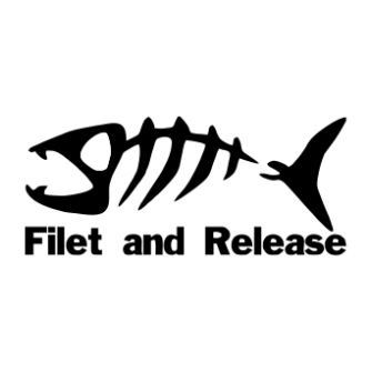 sticker Filet and Release