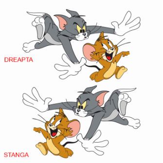 Stickere Tom and Jerry 2
