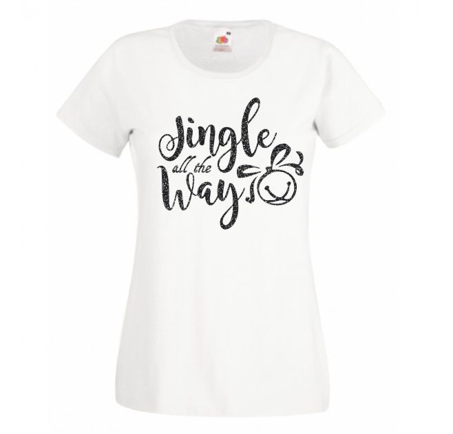 Tricou Jingle All The Way